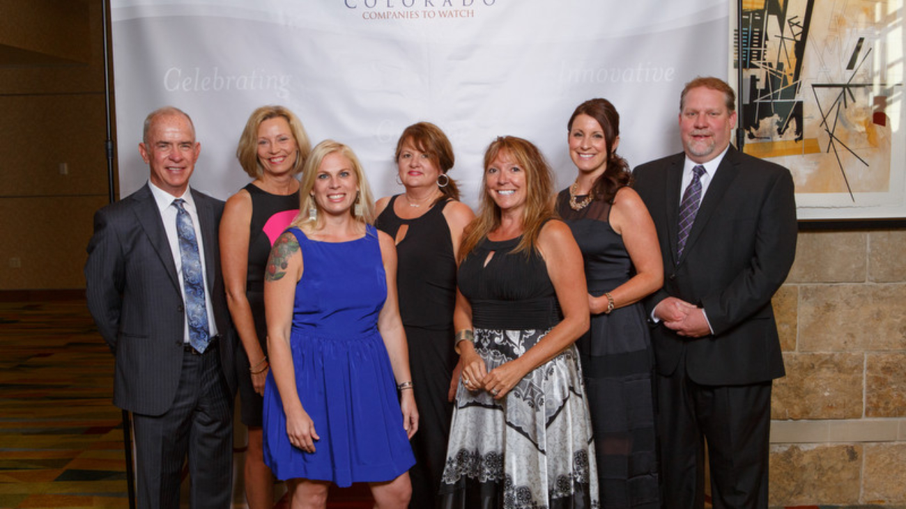"""Colorado Companies to Watch awards at the Hyatt Regency Denver at the Colorado Convention Center in Denver, Colorado, on Friday, June 5, 2015. Photo Steve Peterson"""